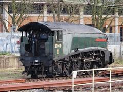 Watford Junction Yard (portemolitor) Tags: hertfordshire watford watfordjunction railway yard steam locomotive loco