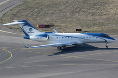 Bajaj Holdings & Investment Ltd Bombardier Global 5000 VT-RUP (c/n 9840) (Manfred Saitz) Tags: vienna airport schwechat vie loww flughafen wien bajaj holdings bombardier global 5000 gl5t vtrup vtreg