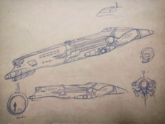 Concept sketch: The Nautilus (GunnBuilding) Tags: