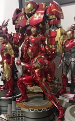 Iron Man Mark XLVI (becauseBATMAN) Tags: iron man marvel hot toys tony stark figure action 16 collectible one sixth 1 6 ironman hottoys mark 46 civil war hulkbuster age ultron aou mk 47 xlvi xlvii xlv 45 v concept art gold red collection figures
