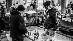 chess (Rigpa22) Tags: street streetphotography sw schwarz stadt strasse chess schach city bw black