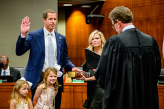 City Council Oath of Office Ceremony (Greenville, NC) Tags: greenville nc north carolina city council oath office ceremony swearingin local government
