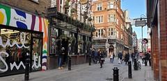The White Lion (1839) Rebuilt 1888 & The Nag's Head 1670 (standhisround) Tags: publichouse pub inn tavern london coventgarden england uk building buildings thenagshead thewhitelion wc2 streetscene streets londonstreets