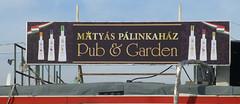 Matyas Palinkahaz, Budapest. (piktaker) Tags: budapest hungary pub bar tavern pubsign barsign publicbar matyaspalinkahaz