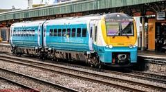 175010 @ Cardiff Central (A J transport) Tags: cordial1000 diesel dmu class175 arrivatrainswales trains transportforwales station cardiff railway train railways nikkon d5300 dlsr