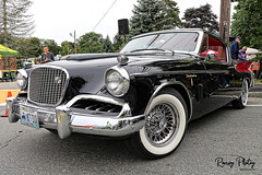 1957 Studebaker Silver Hawk (robtm2010) Tags: plainville 2018plainvillefallfestival plainvillefallfestival massachusetts usa newengland eastcoast canon canon7d 7d carshow car motorvehicle vehicle automobile auto 1957 studebaker silverhawk