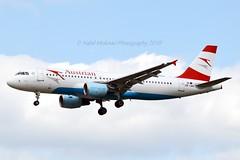 """Steirisches Thermenland"" Austrian Airlines OE-LBK Airbus A320-214 cn/1931 @ EDDF / FRA 01-05-2018 (Nabil Molinari Photography) Tags: steirischesthermenland austrian airlines oelbk airbus a320214 cn1931 eddf fra 01052018"
