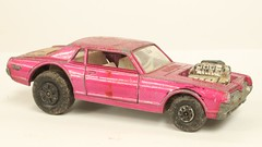Matchbox Mercury Cougar Dragster (Runabout63) Tags: matchbox mercury cougar toy car