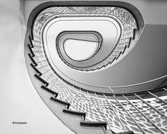 Treppen Architektur (petra.foto busy busy busy) Tags: fotopetra canon architektur treppenhaus treppenauge treppengeländer wendeltreppe stairs
