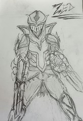2014_9_Zed (jaycutsilver) Tags: zed traditional riotgames leagueoflegends september 2014