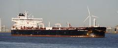 Ships of the Mersey---Matterhorn Spirit (sab89) Tags: river mersey shipping ships ship wirral estuary irish sea liverpool