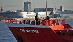 Ships of the Mersey--Ceg Universe (sab89) Tags: river mersey shipping ships ship wirral estuary irish sea liverpool