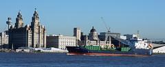 Ships of the Mersey---Alcedo (sab89) Tags: river mersey shipping ships ship wirral estuary irish sea liverpool