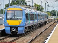 170205 @ Ely (A J transport) Tags: class170 turbostar greateranglia 170205 diesel dmu england railway trains railways train track station platform ohl nikkon d5300 dlsr