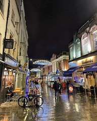 A wet evening on Lincoln High Street, still sparkling with the addition of Christmas lights. Don't forget late night shopping is back this Friday 👌🎄⭐️ . . #LoveLincoln #Lincolnshire #VisitEngland #LoveGreatBritain (Visit Lincol (Joel (Visit Lincoln)) Tags: lincoln lincolnshire england britain