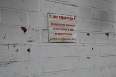 Cox and Wyman3 (Landie_Man) Tags: cox wyman printers reading disused derelict closed abandoned shut urbex