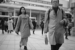 On the street (Bill Morgan) Tags: fujifilm fuji xpro3 35mm f14 bw exposurex5 jpeg