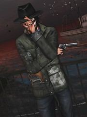 ☠ JEREMY - PEARL JAM (Shock Q'Kell) Tags: secondlife sl body signature gianni mesh bento head guy lelutka deadwool jacket pants volkstone equal10 rozoregalia rings vango vangohair hair slhair hat hathair male men man boy bloggers slbloggers moda slmoda photo slphoto picture slpicture fashion style mainstore store event