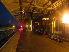 IMG_4199 (robertbester66) Tags: spaldingrailwaystation railways