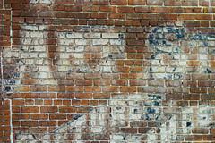 Art Street (K e v i n) Tags: artstreet brick wall outside savannah ga georgia
