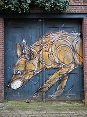 Dzia / Leuven - 7 dec 2019 (Ferdinand 'Ferre' Feys) Tags: leuven louvain belgium belgique belgië streetart artdelarue graffitiart graffiti graff urbanart urbanarte arteurbano ferdinandfeys dziakrank dzia