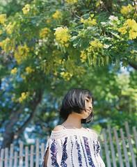 Untitled (Yuki Ishikawa Photography) Tags: フィルムカメラ バケペン 中判カメラ ハワイ ワイキキ アロハ ホノルル 西村カメラプリント アナログ写真 フィルム写真 爸爸有你就够了 蝶々の心臓 ポートレイト 人像攝影 mimosa honolulu honoluluzoo filmphotography pentax67 filmisnotdead filmcamera 6x7 mediumformat portrait hawaii aloha travel igjapan ighawaii