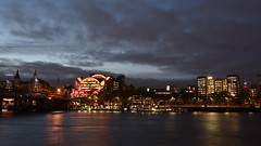 Southbank To Cannon Street Station (rq uk) Tags: rquk nikon d750 reflections nikond750 afsnikkor1835mmf3545ged riverthames southbank