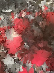 861 (MichaelTimmons) Tags: contemporaryart modernart fineart art digitalart artwork digitalpainting abstract red gray grey pink
