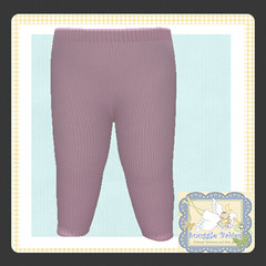 display legging ribbed pink (Snuggle Animesh Clothes) Tags: second life zooby animesh baby snuggle clothes dress