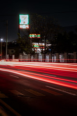 (arivallejo1) Tags: sonya6000 sonya6500 photography photoshop neon lights colors cars longexposure
