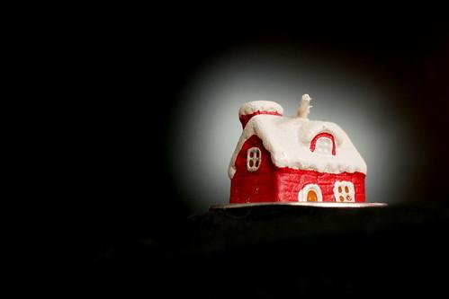 Das ist das Haus vom Nikolaus!