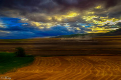 Idaho Farms (concho cowboy) Tags: landscape idaho