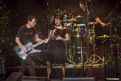 Bif Naked (PureGrainAudio) Tags: bifnaked toronto queenelizabeththeatre andrewhartl december christmasconcert 2019 andykim lorrainesegato charity rock photography photos acoustic alternative brokensocialscene ronsexsmith kevindrew showreview