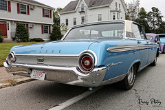 1962 Ford Galaxie 500 (robtm2010) Tags: plainville 2018plainvillefallfestival plainvillefallfestival massachusetts usa newengland eastcoast canon canon7d 7d carshow car motorvehicle vehicle automobile auto 1962 ford galaxie500 sedan