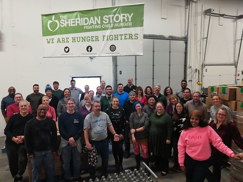 Bio-Techne Packing Event, 12/11/19