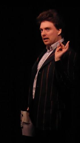 ACMS 13/11/19: Ben Alborough