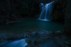 Blederije, East Serbia (Vucko234) Tags: rrrr vuckobre nature outdoor serbia waterfall longexposure night forest river