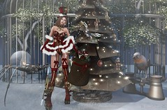 Virtual Trends: Ideal (Anaelah ~ Miss Virtual Diva ♛ 2018) Tags: winter irrisistible shop snow snowflakes ice frozen jewerly jewel boots shoes costume dress mesh outfit clothes women men santa metal gear steampunk fantasy bodysuit maitreya fancy fashion design necklace gloves appliers omega signature gamit adin onupup aesthetic christmas