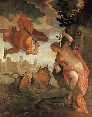 Perseus freeing Andromeda [1576 - 1578] - Paolo Veronese (gunnr_lp) Tags: greekmythology mannerist