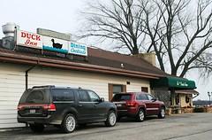 Duck Inn Supper Club - Richmond, Wisconsin (Cragin Spring) Tags: wisconsin wi walworthcounty restaurant supperclub duckinn dining cocktails sign richmond richmondwi richmondwisconsin delevan duckinnsupperclub duck rural