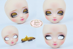 Groovedoll Pullip (♥..Nomyens..♥) Tags: toy doll custom faceup paint painting painted repaint handmade nomyens nomyenscom groovedoll pullip japanesedoll