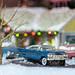 Homestead Gardens (mangoldm) Tags: cars vintage diorama railroad miniature bokeh