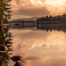 Mayfield Lake (Raven Reebs) Tags: lake sky water reflection pnw upright landscape
