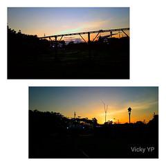 Scrap (Vicky Yuliandhani P.) Tags: sunrise