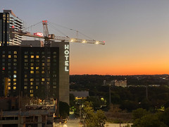 (Sean Davis) Tags: austin texas unitedstatesofamerica iphone11pro hotel
