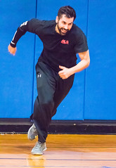 Stamford Late Fall Dodgeball 2019 Week 3-10.jpg (bigleaguesports) Tags: 2019 december athlete athletic ball compete competition dodge dodgeball fall game indoor latefall sport sports stamford