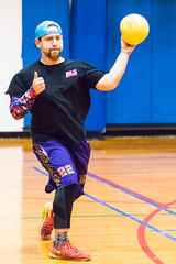 Stamford Late Fall Dodgeball 2019 Week 3-11.jpg (bigleaguesports) Tags: 2019 december athlete athletic ball compete competition dodge dodgeball fall game indoor latefall sport sports stamford