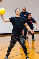Stamford Late Fall Dodgeball 2019 Week 3-14.jpg (bigleaguesports) Tags: 2019 december athlete athletic ball compete competition dodge dodgeball fall game indoor latefall sport sports stamford
