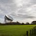 Lovell Telescope (Roger's-Photos) Tags: lovelltelescsope jodrellbank jodrellbankcheshire cheshire countryside sky contrast