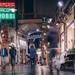 fugas(sa) (FButzi) Tags: genova genoa liguria italy italia night lights vicoli street people caruggi zena